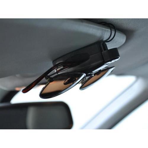 Uchwyt na okulary do samochodu na osłonę p.słonecz