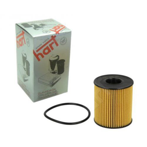 C3 II Focus III 3008 V50 filtr oleju zam. OE673