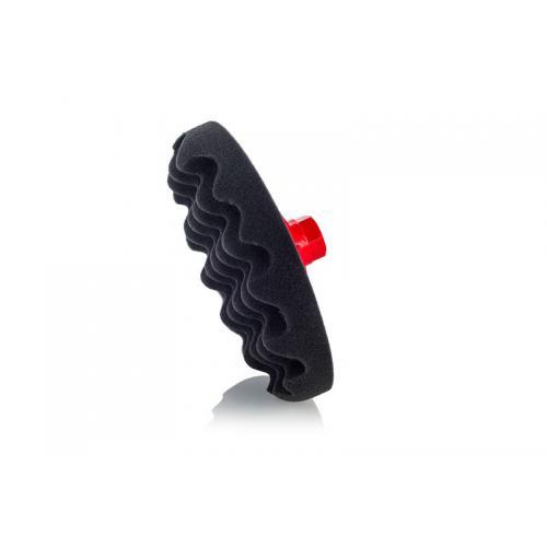 HML Pad polerski czarny miękki gąbka 150 gwint m14