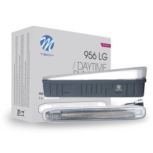 Lampy światła jazdy dziennej M-TECH 956 Osram Led