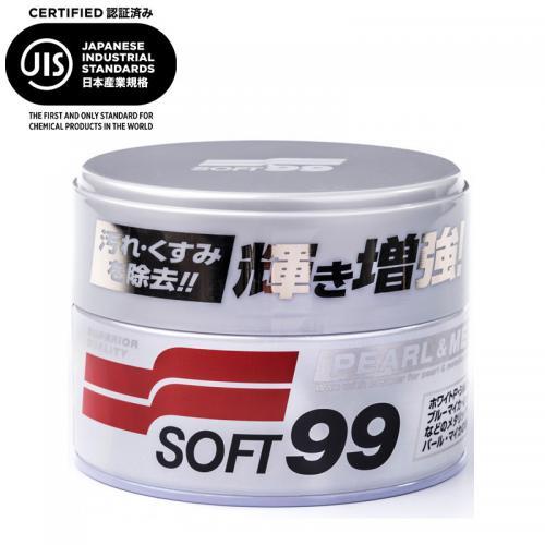 SOFT99 Pearl & Metallic Soft Wosk lakier perłowy