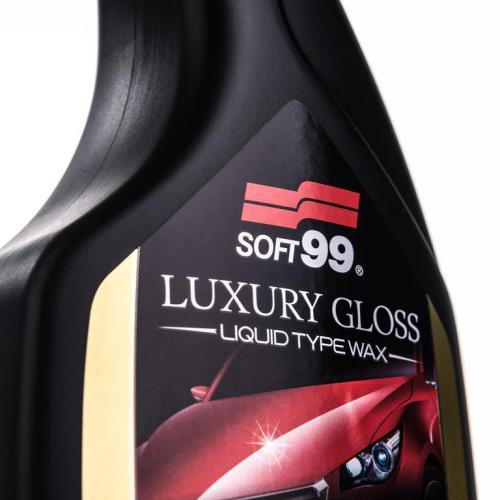 SOFT99 Luxury Gloss quick detailer Głębia koloru !