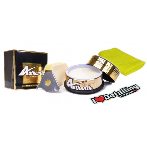 SOFT99 Authentic Premium Wosk czysta karnauba !