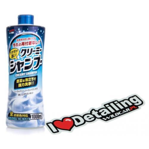 SOFT99 Neutral Shampoo Creamy szampon do auta 1 L