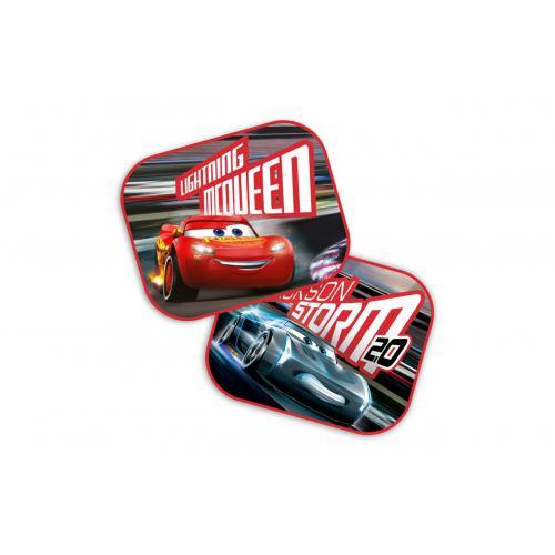 Osłony Zasłonki boczne 2 szt. Disney CARS 3