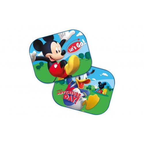 Osłony Zasłonki boczne 2 szt. Disney MICKEY DONALD