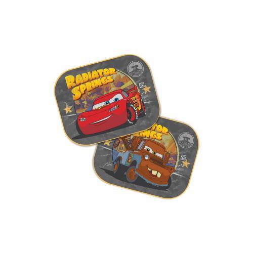 Osłony Zasłonki boczne 2 szt. Disney CARS