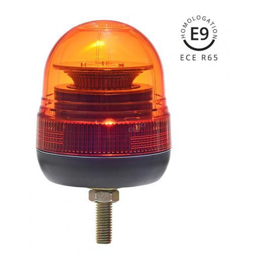 LAMPA OSTRZEGAWCZA HOMOL LED KOGUT NA ŚRUBĘ 12/24V