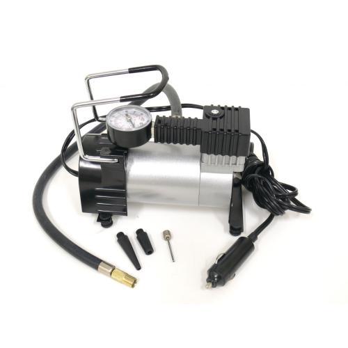Kompresor samochodowy mocny 116 PSI 8BAR końcówki