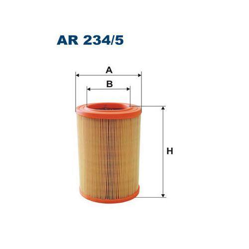 Alfa Giulietta JTDM TBi filtr powietrza AR234/5