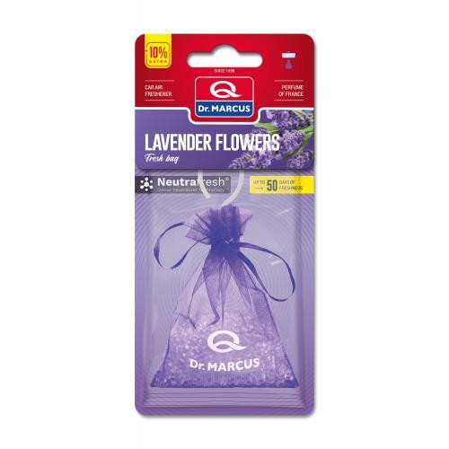 Zapach samochodowy Fresh Bag, Lavender Flowers