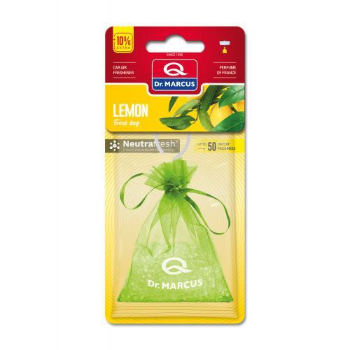 Zapach samochodowy woreczek Fresh Bag, Lemon