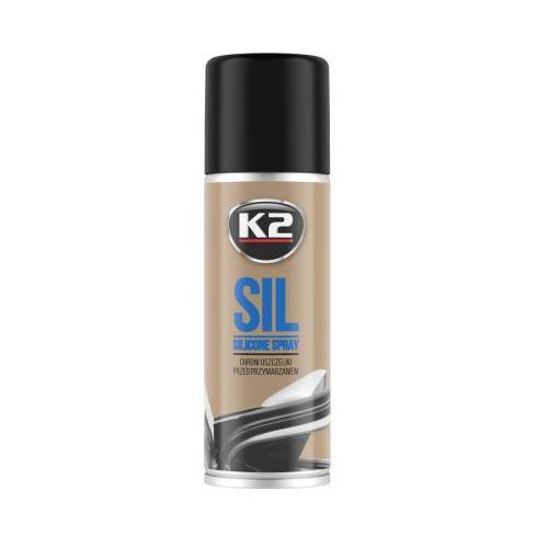 K2 SIL Spray do uszczel. drzwi i okien 150ml