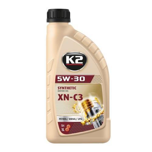 OLEJ K2 TEXAR 5W-30 XN-C3 1L DEXOS2