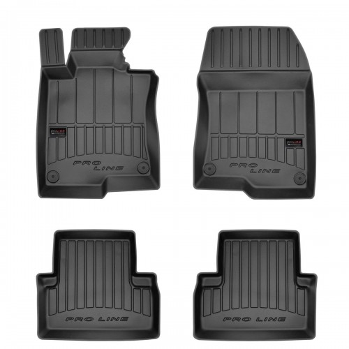 Honda Accord VIII 08-15 Dywaniki gumowe 3D