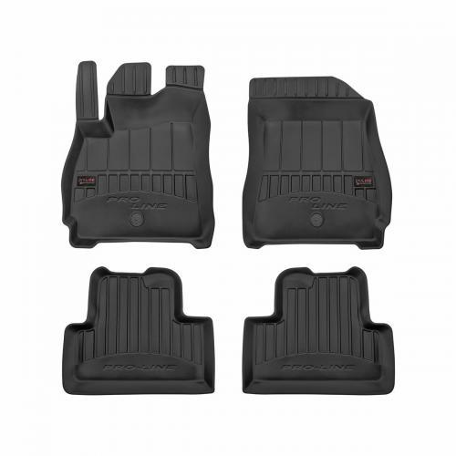 Chevrolet Orlando 10-18 Dywaniki gumowe 3D