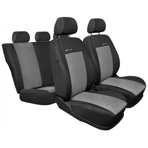 Dedykowane pokrowce na fotele samochodowe do: Peugeot 206