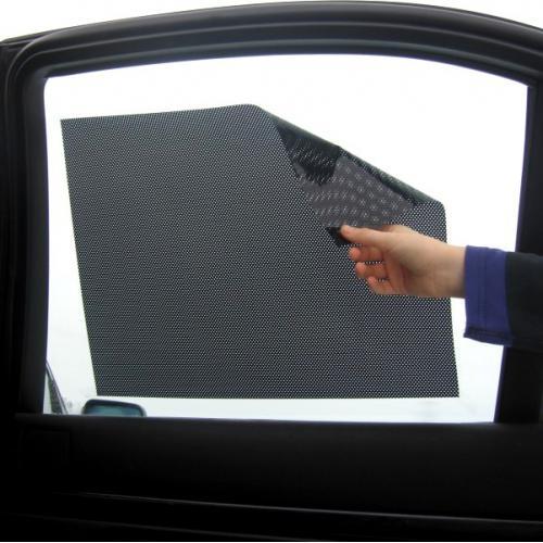 Folia statyczna black 34x43 cm