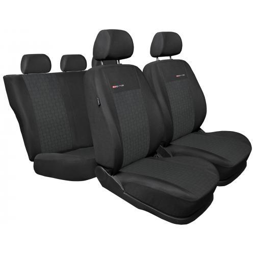 Dedykowane pokrowce na fotele samochodowe do: Renault Clio III