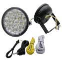 Lampy światła dzienne NOXON NOK1 okrągłe 90mm