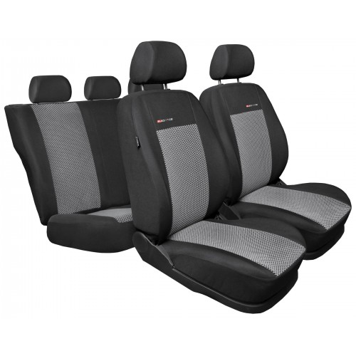 Dedykowane pokrowce na fotele samochodowe do: Volkswagen Polo IV