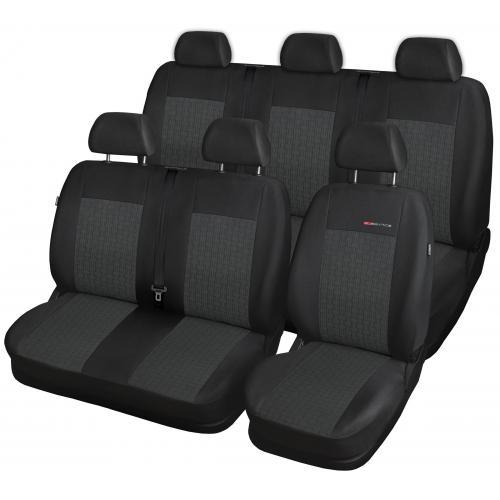 Dedykowane pokrowce na fotele samochodowe do: Citroen Nemo
