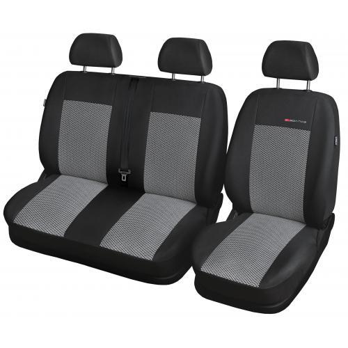 Dedykowane pokrowce na fotele samochodowe do: Fiat Scudo II 8 os