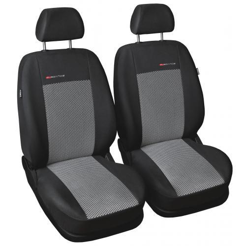 Dedykowane pokrowce na fotele samochodowe do: Fiat Doblo