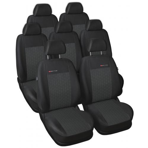 Dedykowane pokrowce na fotele samochodowe do: Mazda 5 II 7 os