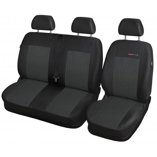 Dedykowane pokrowce na fotele samochodowe do: Mercedes-Benz Sprinter II