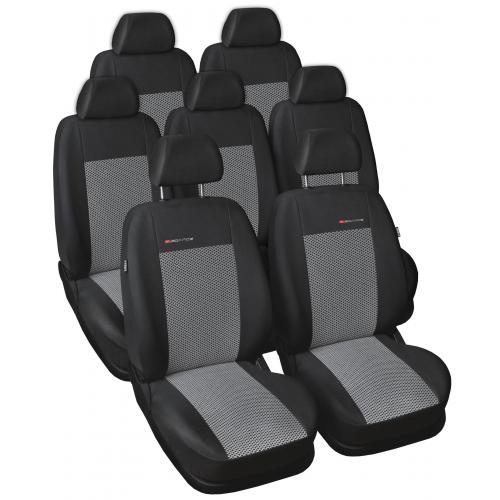 Dedykowane pokrowce na fotele samochodowe do: Grand Scenic