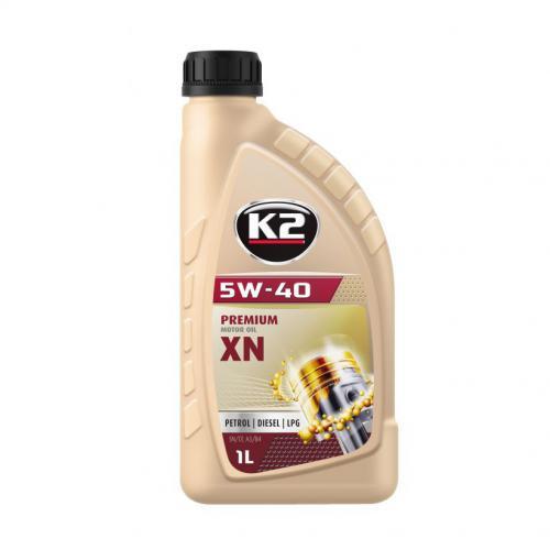 K2 OLEJ 5W40 1L XN SN/CF A3/B4 Benzyna LPG Diesel