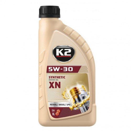 OLEJ K2 TEXAR 5W-30 XN C2/C3 1L