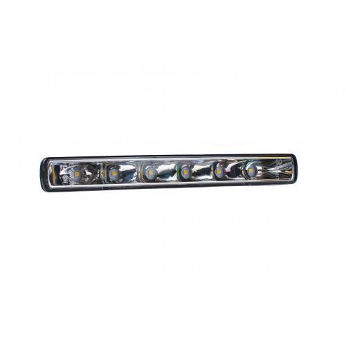 Lampy światła jazdy dzienne Mtech LDO725 Osram LED
