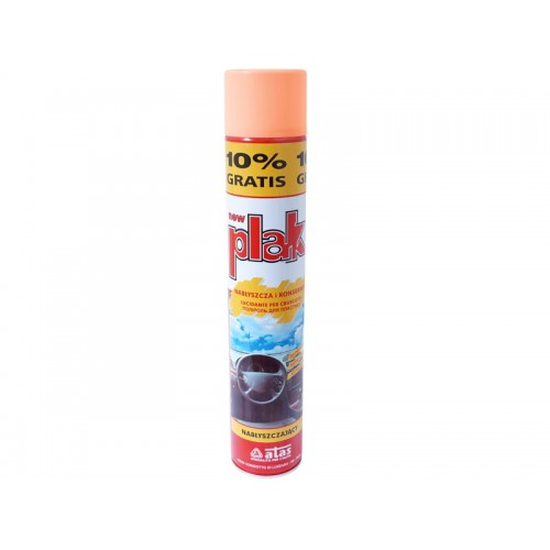 Kokpit spray Plak 750ml Brzoskwinia