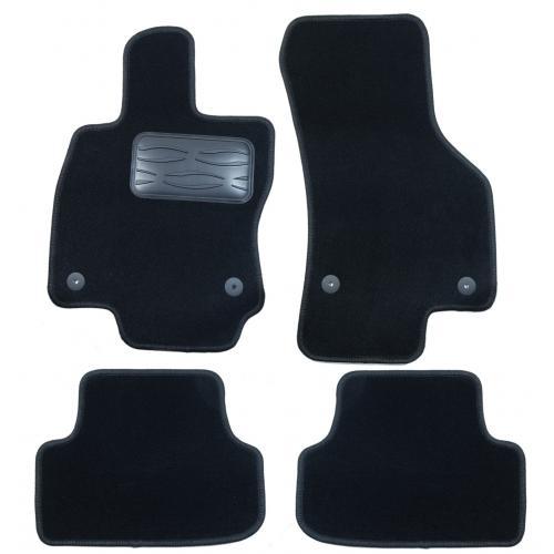 Dywaniki welurowe SEAT LEON 3 III 2012-2020