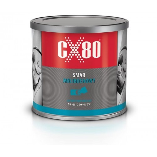 Smar molibdenowy łatwopompowalny CX-80 500 G