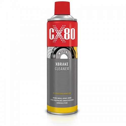 Zmywacz do tarcz CX80 XBrake cleaner 500ml