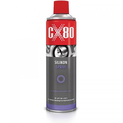 Silikon w sprayu CX80 300ml