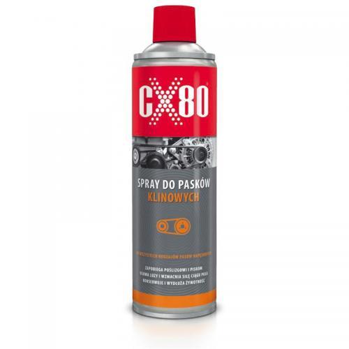 Preparat do pasków klinowych CX80 500ml