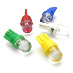Żarówki W5W T10 1 LED