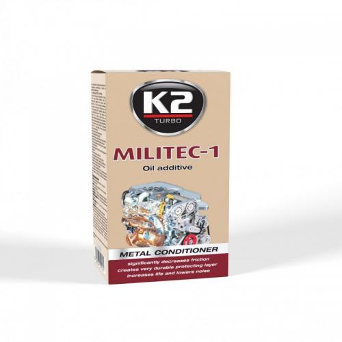 K2 MILITEC-1 250ML dodatek do oleju uszlachetniacz