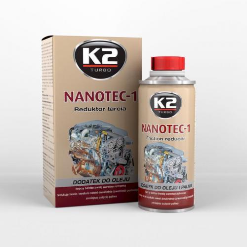 Dodatek do silnika K2 Nanotec - 1 250ml