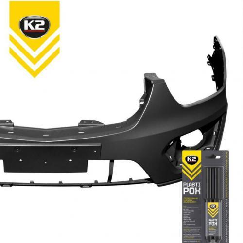 K2 PLASTIPOX 25g Dwuskładnikowy Klej do plastiku