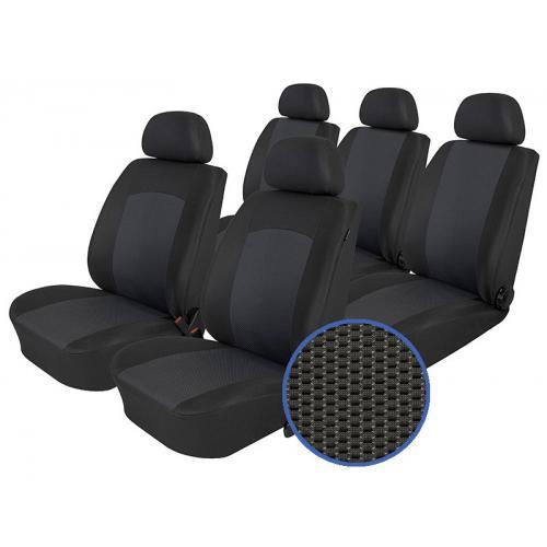 Pokrowce Renault Espace IV VAN 5 foteli 02-14