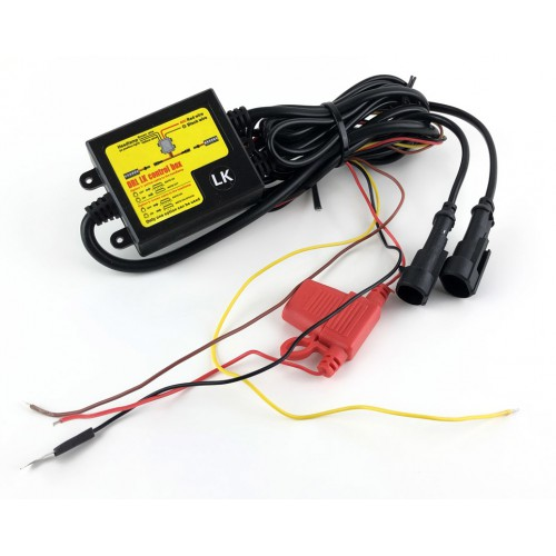 Moduł świateł Control BOX 5AB12/24V