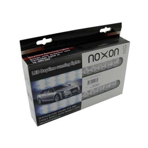 Lampy światła do jazdy dziennej Noxon A20
