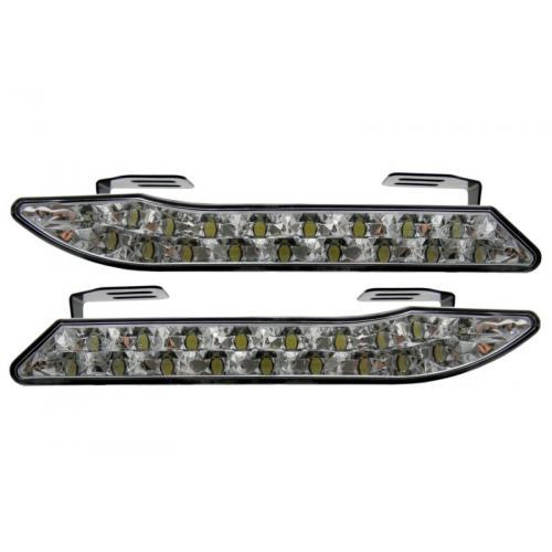 Lampy światła do jazdy dziennej Noxon N05 2x18 Led