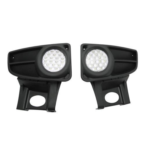 Lampy dzienne dedykowane Fiat Panda II 03-12