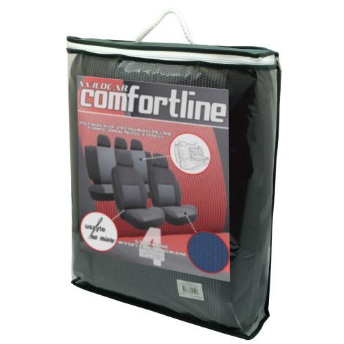 Pokrowce na fotele samochodowe Comfortline